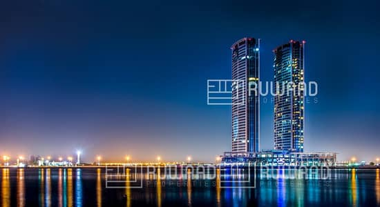 Studio for Sale in Dafan Al Nakheel, Ras Al Khaimah - Studio for Sale in Julphar Towers, Ras Al Khaimah