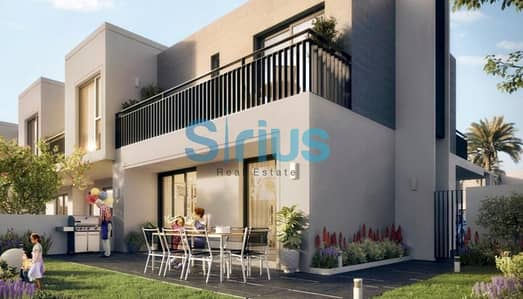 3 Bedroom Villa for Sale in Dubai South, Dubai - Cheapest 3 Bedroom for Sale| Limited Edition Villas| 1.5% monthly easy payment Plan!