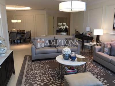 2 Bedroom Flat for Rent in Downtown Dubai, Dubai - Fully Furnished 2BR | Burj Khalifa View