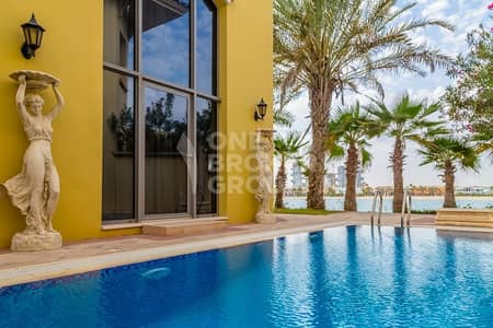 4 Bedroom Villa for Rent in Palm Jumeirah, Dubai - High number