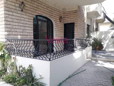 4 Bedroom Villa for Rent in Al Khalidiyah, Abu Dhabi - Separate entrance