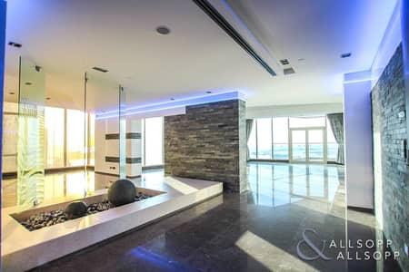 4 Bedroom Penthouse for Rent in Dubai Marina, Dubai - Fully Upgraded   Sea & Palm Views   Vacant