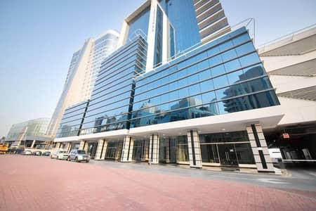 Shop for Rent in Business Bay, Dubai - New Retail Shop for Rent with Full Lake View