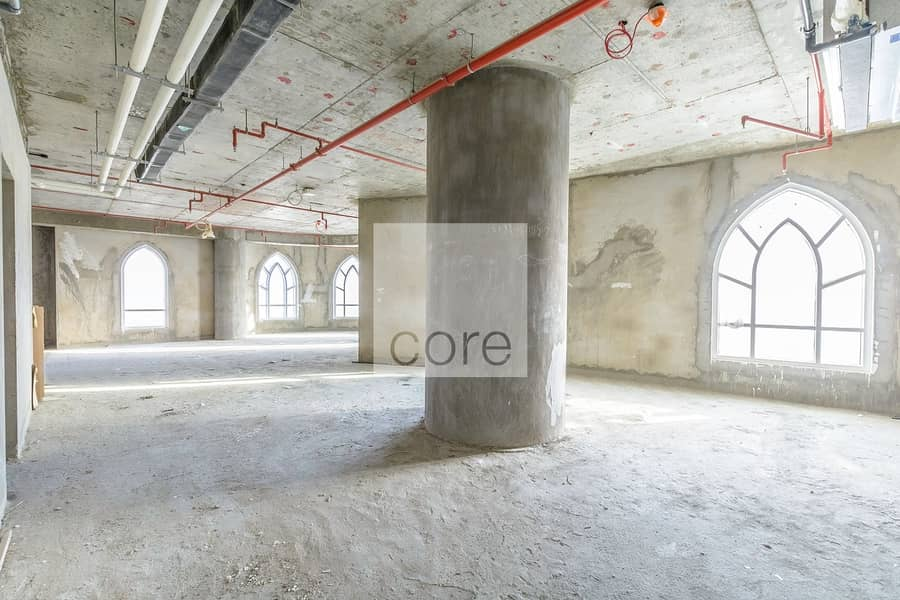 2 Shell And Core Office To Rent In Dome JLT