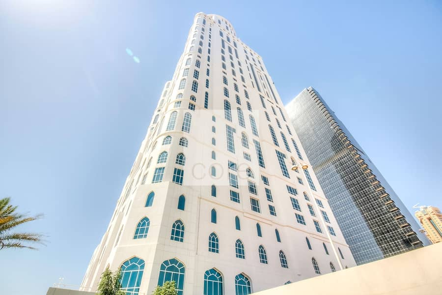 10 Shell And Core Office To Rent In Dome JLT
