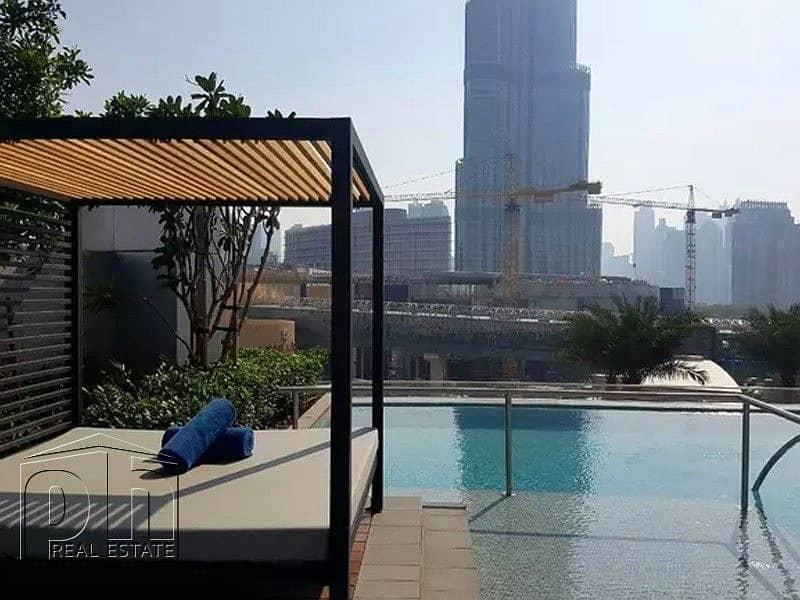 2 Pool Unit - High Floor Amazing Views