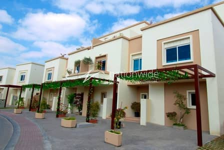 2 Bedroom Villa for Sale in Al Reef, Abu Dhabi - Alluring Arabian 2 BR Villa w/ Rent Back