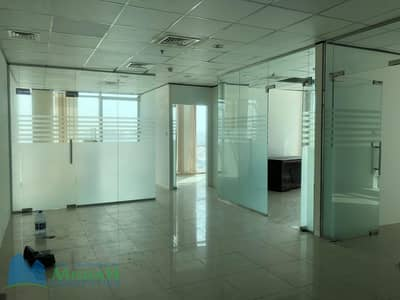 Office for Rent in Al Nahda, Dubai - 1269sq.ft Fully Fitted Perfect office with Free Parking near LuLu HyperMarket/ Stadium Metro