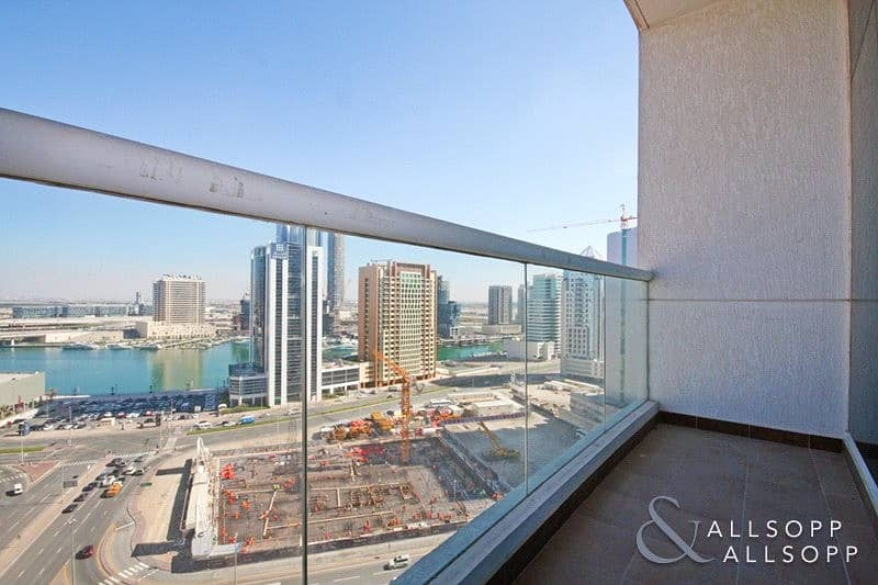 Canal View | 1420 Sq Ft | Vacant | 2 Bed