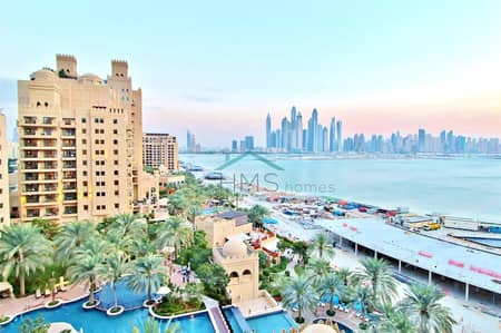 2 Bedroom Flat for Rent in Palm Jumeirah, Dubai - Upgraded 2bd || Fairmont North || Type E