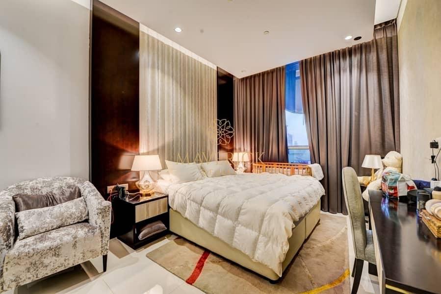 2 Furnished + Lavish 1BR | Near Dubai Mall