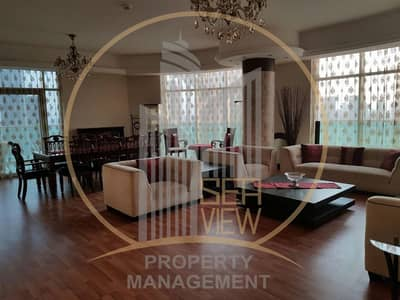 4 Bedroom Flat for Sale in Al Reem Island, Abu Dhabi - For sale Al Reem Island apartment 4 Bedroom and lounge fully furnished spaces very wide
