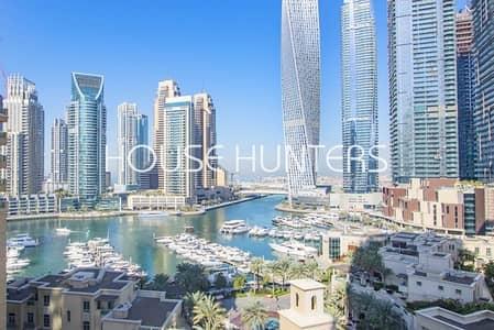 2 Bedroom Flat for Rent in Dubai Marina, Dubai - 2 bedroom   Amazing views   Fully furnished