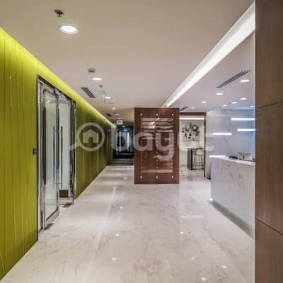 Office for Rent in Business Bay, Dubai - Luxury Serviced Offices in Oberoi - Dubai