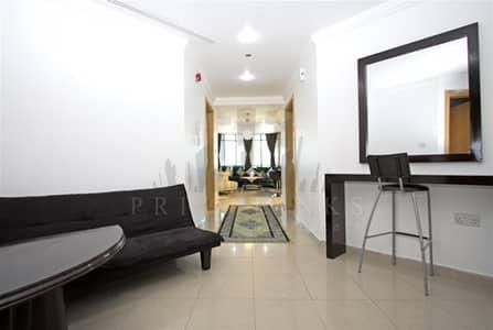 2 Bedroom Flat for Rent in Dubai Marina, Dubai - Chiller free two bedrooms  full Sea view
