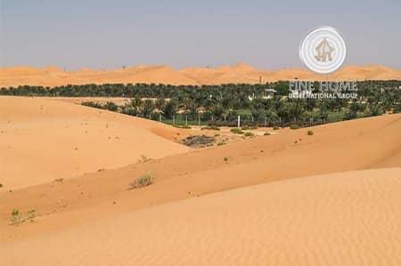 Plot for Sale in Al Khatim, Al Ain - Big Fabulous Farm In Al Khatim .abu Dhbai