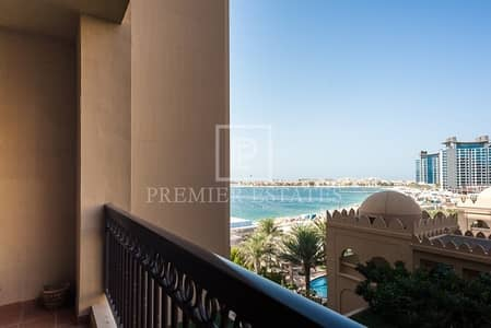 2BR plus Maids-Fully Furnished-Sea views