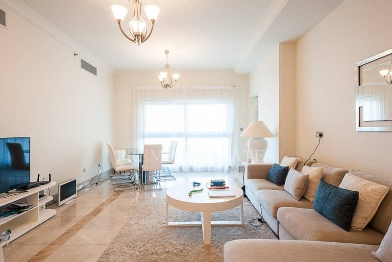 2 2BR plus Maids-Fully Furnished-Sea views