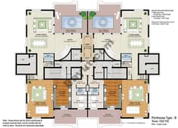Penthouse Lower Level