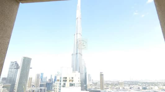 2 Bedroom Apartment for Rent in Downtown Dubai, Dubai - Sea View and Burj Khalifa View I 2 BR I High Floor I 29 Blvd Tower