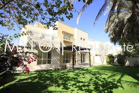 4 Bedroom Villa for Rent in The Meadows, Dubai - Type 12 | 4 Beds + Maid | Fully Upgraded