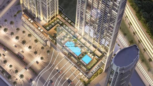 2 Bedroom Flat for Sale in Downtown Dubai, Dubai - Apartment in Forte Downtown Dubai