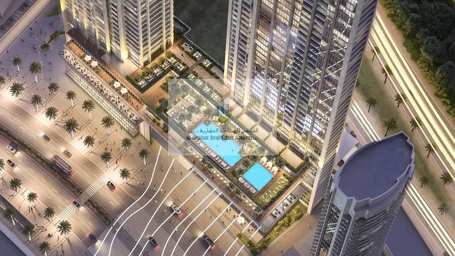 Apartment in Forte Downtown Dubai