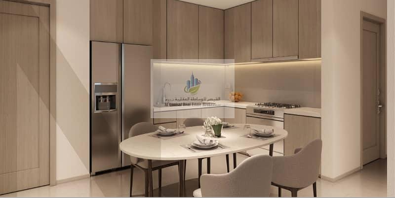 2 Apartment in Forte Downtown Dubai