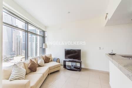 1 Bedroom Flat for Sale in Dubai Marina, Dubai - Affordable 1 bedroom | Partial sea view