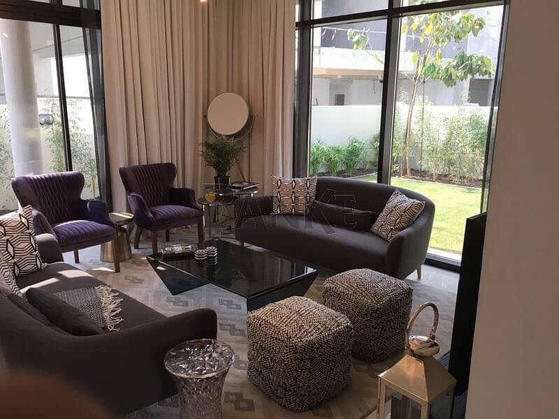 3 BEDROOM TH VILLA IN DAMAC HILLS| RESIDENCES ON THE GOLF | READY TO MOVE