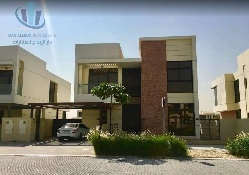 2 own villa in Dubai DP 24% only