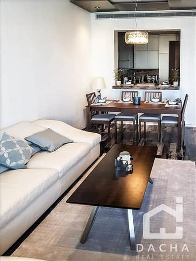 1 Bedroom Apartment for Rent in Dubai Marina, Dubai - Luxury Furnished 1 bedroom