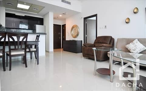 1 Bedroom Flat for Rent in Dubai Marina, Dubai - VERY HIGH CEILING