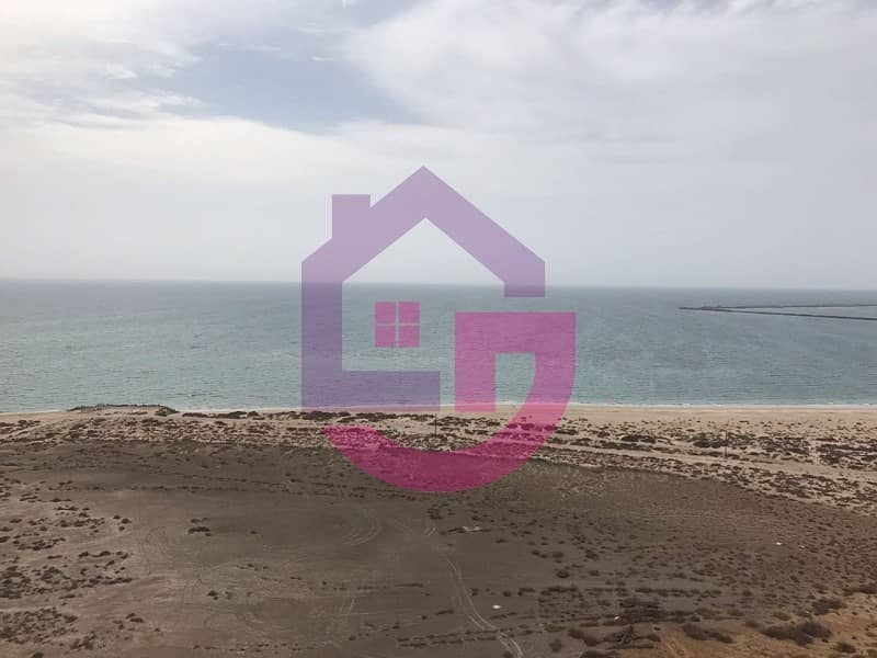 Unfurnished Two Bed Apartment  -Sea View