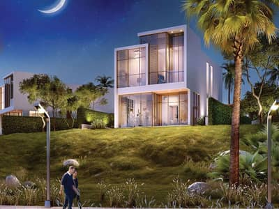 No commissions, Cheapest villa, large area with best payment plan