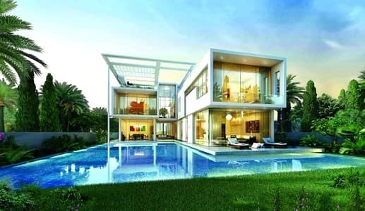 Own luxury Villa with 100%DLD free and 3 years installment