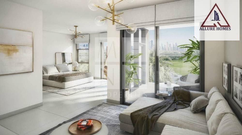 2 5% BOOKING|LUXURY VILLA BY EMAAR |4 YEARS POST HANDOVER
