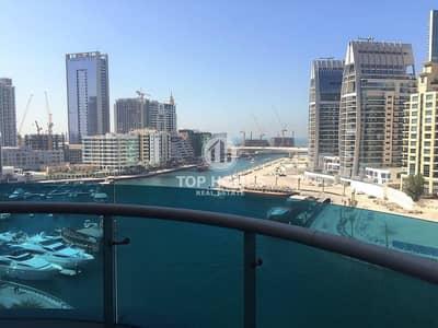 2 Bedroom Apartment for Rent in Dubai Marina, Dubai - Full Marina View I Mid floor I Waterfront