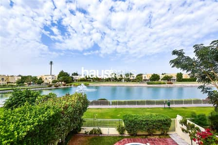 3 Bedroom Villa for Sale in The Springs, Dubai - Full Lake View | End Unit | Negotiable |