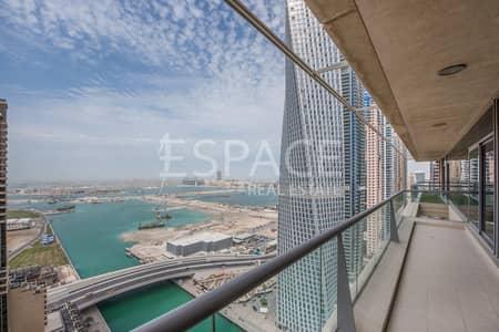 4 Bedroom Apartment for Sale in Dubai Marina, Dubai - Full Sea View | Great Location | 4 Bed