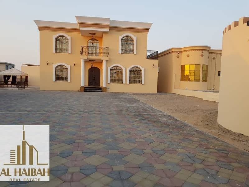 For sale two villas on one land in Rehman 8 distinctive location