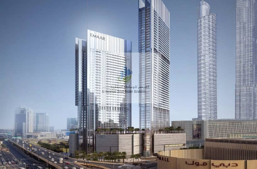 10 Apartment in Forte Downtown Dubai