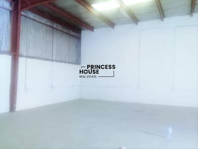 Warehouse for Rent in Al Quoz, Dubai - A NICE COMMERCIAL  WAREHOUSE WITH OFFICES/TOILET AND PANTRY  ON MAIN ROAD