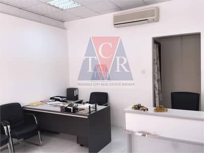 Shop for Rent in International City, Dubai - Full Ready Shop | Front Side | France Cluster | Int. City