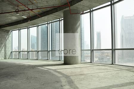 Office for Sale in DIFC, Dubai - Shell core unit competitive price I EFT