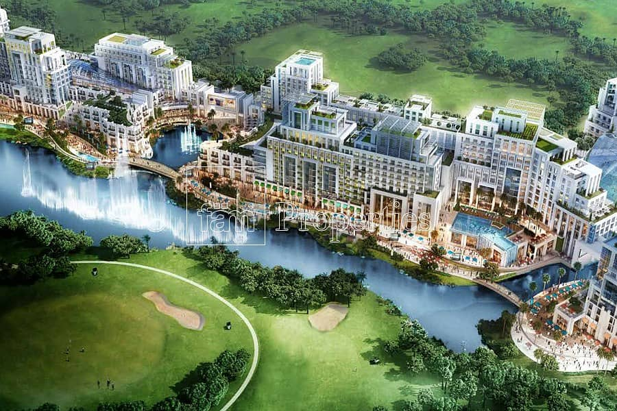 21 40% Below OP Luxurious V3 Villa by DAMAC