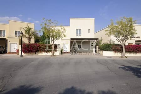 4 Bedroom Villa for Sale in The Lakes, Dubai - Amazing Location in Deema   Back to Park