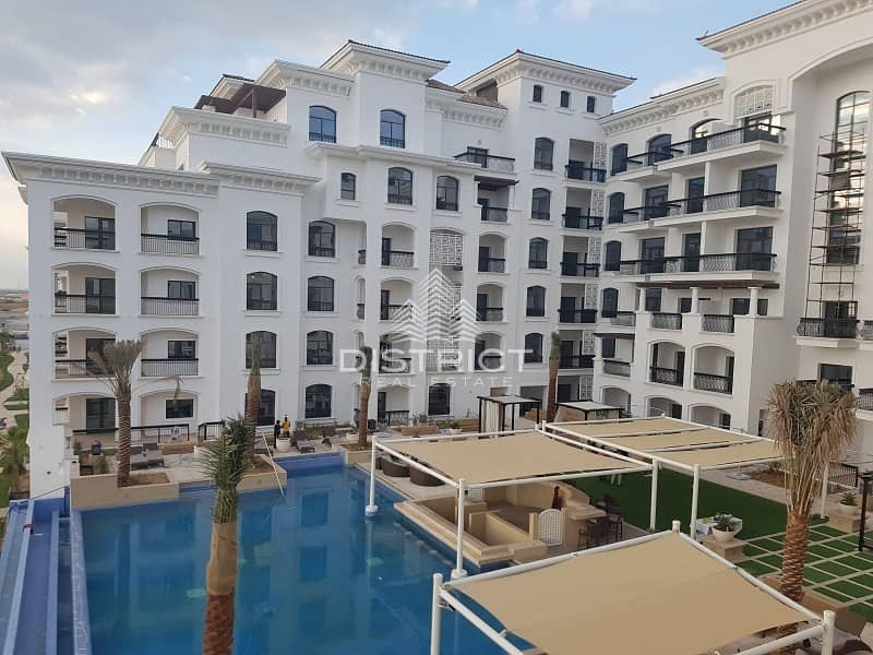 Furnished 1 BR Apartment Available in Ansam