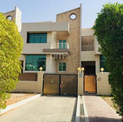 6 Bedroom Villa for Rent in Al Khalidiyah, Abu Dhabi - Modern