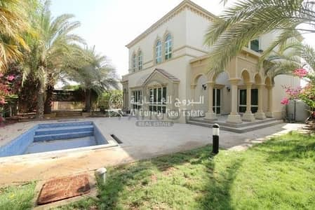 4 Bedroom Villa for Rent in Jumeirah Islands, Dubai - FULLY UPGRADED/4 BEDROOM+MAID/ENTERTAINMENT  FOYER/VACANT